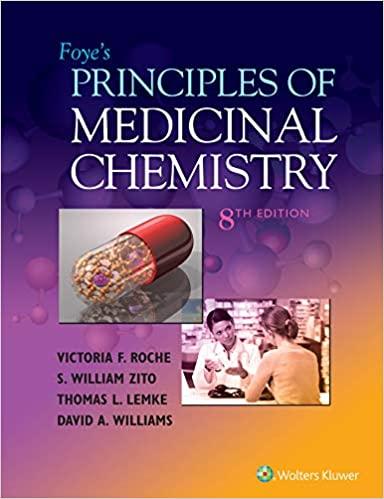 شیمی دارویی فوی | Foye's Principles of Medicinal Chemistry 2019 - شیمی دارویی فویه