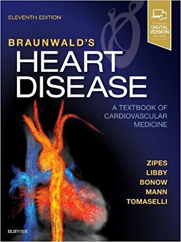 کتاب قلب Braunwalds Heart Disease