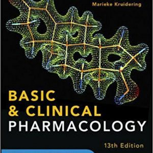 Basic And Clinical Pharmacology – Katzung – 2015 | فارماکولوژی کاتزونگ