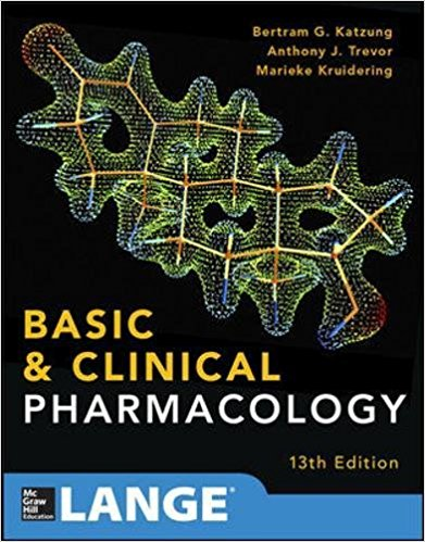 Basic and Clinical Pharmacology - Katzung- 2015  فارماکولوژی کاتزونگ