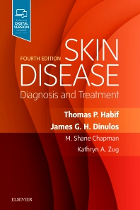 Skin Disease – Diagnosis And Treatment- Habif -2018