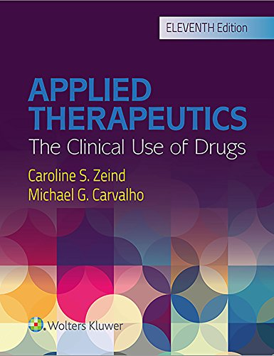 Applied-Therapeutics-clinical-use-of-drugs-lww-2018-افست-اشراقیه