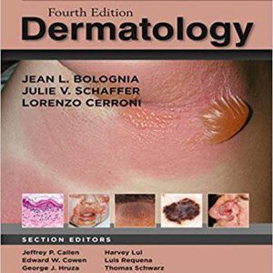 Dermatology Bolognia 2018 | کتاب درماتولوژی بولونیا
