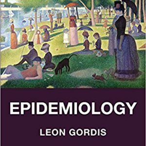 Epidemiology Gordis 2013