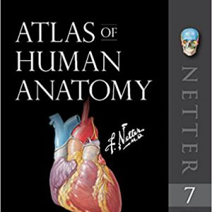 Netter's Atlas Of Human Anatomy – 2019 + Video Consult – اطلس آناتومی نتر