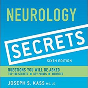 Neurology Secrets 2017