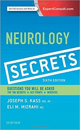 Neurology-secrets-2017-اشراقیه-افست-الزویر-elsevier