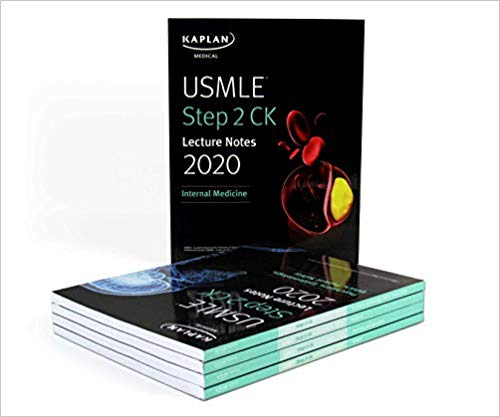 USMLE Step 2 CK Lecture Notes 2020 : دوره کامل 5 جلدی