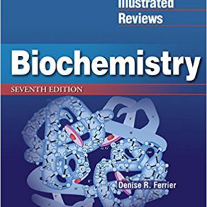 Lippincott Illustrated Reviews: Biochemistry 2017 | بیوشیمی لیپینکات
