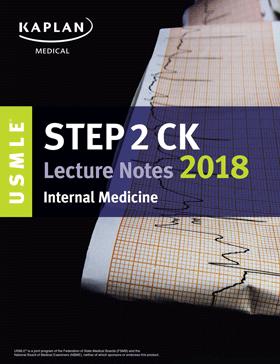 (رنگی) USMLE Step 2 CK Lecture Notes 2018: Internal Medicine