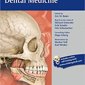 Anatomy For Dental Medicine Latin Nomenclature 2016