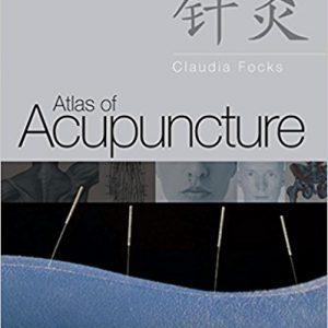 Atlas Of Acupuncture Claudia Focks اطلس طب سوزنی کلادیو فوکز