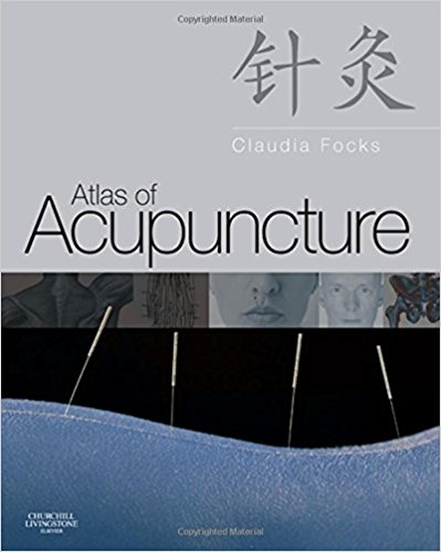 atlas acupuncture claudia faucs - اطلس طب سوزنی کلودیا فاکس