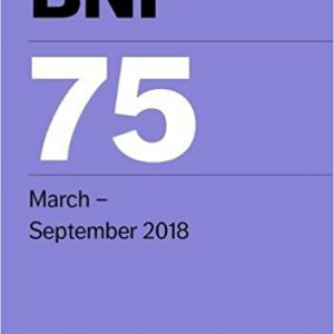 BNF 75 (British National Formulary)