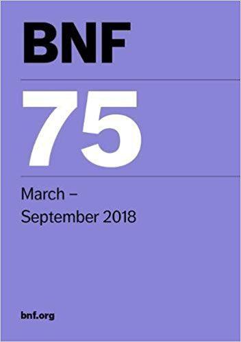 BNF-75-اشراقیه-افست-بی-ان-اف-داروسازی-بریتانیا-۲۰۱۸