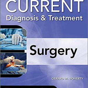 Current Diagnosis And Treatment Surgery | 2020