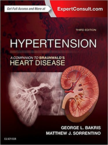 Hypertension-A Companion to Braunwald's Heart Disease- 3rd Edition