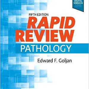 Rapid Review Pathology – Goljan – 2018 | پاتولوژی گلجان