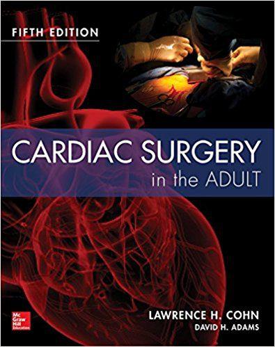 cardiac surgery in adult