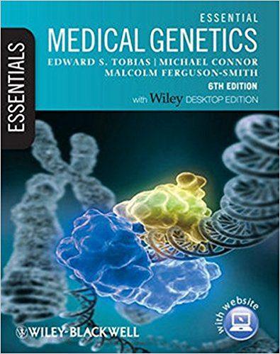 essential-medical-genetics-2011-اشراقیه-افست-ژنتیک