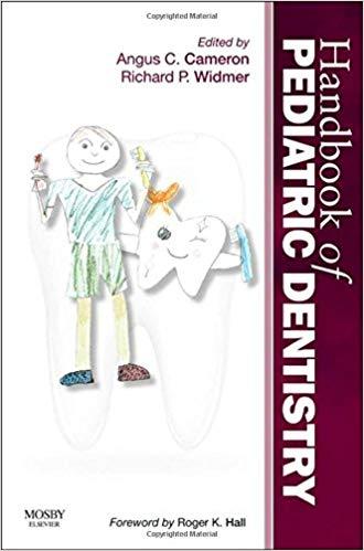 Handbook of Pediatric Dentistry–