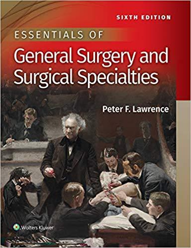 کتاب جراحی لارنس 2019 - General surgery lawrence