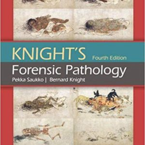 Knight's Forensic Pathology – 2016