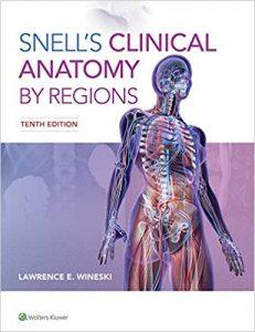 کتاب آناتومی بالینی اسنل - Snell clinical anatomy by region