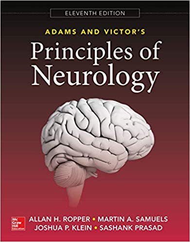 Adams-victors-2019-neurology-نورولوژی-آدامز-اشراقیه-۱۳۹۷