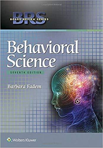 BRS Bahavioral Science