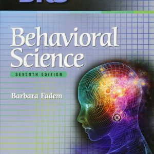BRS Behavioral Science – Board Review Series