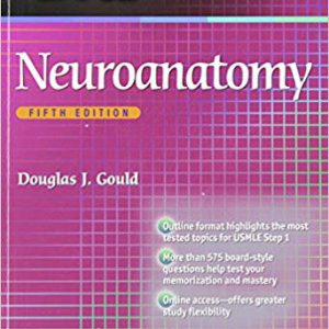 BRS Neuroanatomy (Board Review Series) Fifth Edition