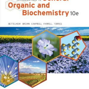 Introduction To General, Organic And Biochemistry – Bettelheim