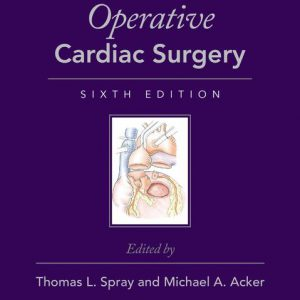 ۲۰۱۹ Rob & Smith Operative Cardiac Surgery