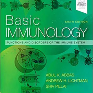 Basic Immunology : Functions And Disorders Of The Immune System 2020