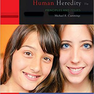Human Heredity: Principles And Issues 11th Edition