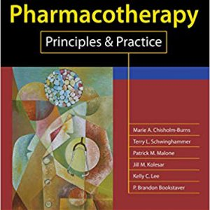 Pharmacotherapy Principles And Practice,  2019