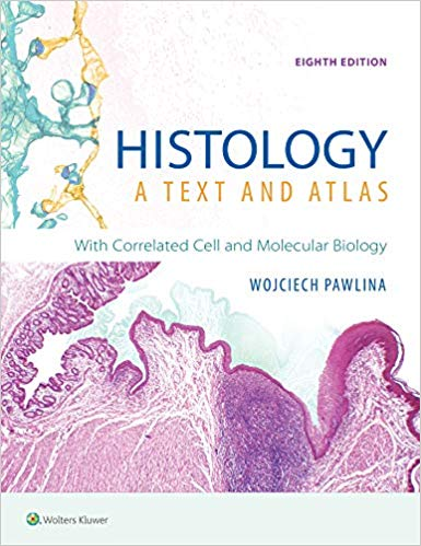 کتاب بافت شناسی راس | Histology text and atlas pawlina ross