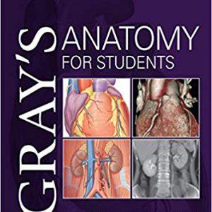 آناتومی گری برای دانشجویان ۲۰۲۰ | Gray's Anatomy For Students – Fourth Edition