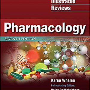 ۲۰۱۹ Lippincott Illustrated Reviews: Pharmacology