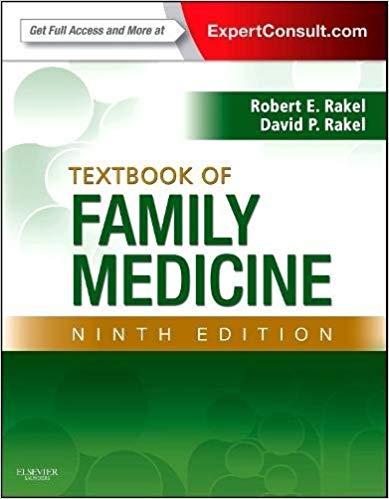 Rakel family medicine