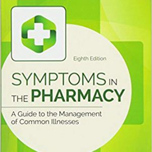 Symptoms In The Pharmacy 2018