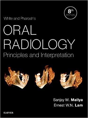 کتاب رادیولوژی دهان و فک و صورت وایت فارو 2018 | Whithe and pharoah Oral radiology