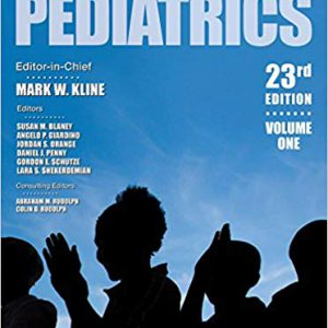 Rudolph's Pediatrics – 2018