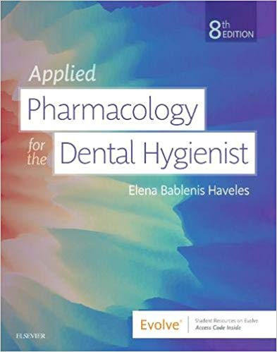 Applied-pharmacology-dental-hyginist-اشراقیه-دندانپزشکی-افست-۲۰۱۹