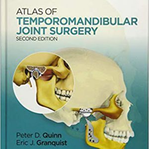 Atlas Of Temporomandibular Joint Surgery – 2015