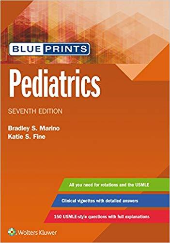 Blueprints-Pediatrics-2016-بلوپرینت-اشراقیه-اطفال-۱۳۹۷-افست