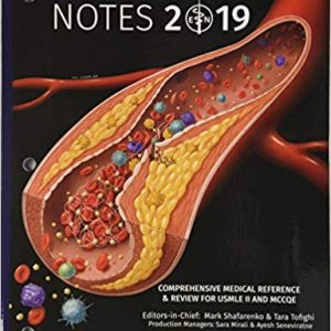 Essential Med Notes 2019 : Comprehensive Reference & Review For USMLE St.2