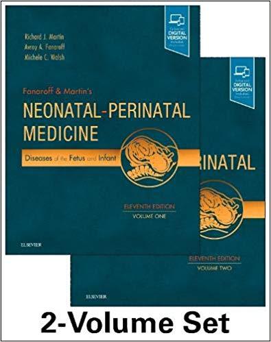 Fanaroff and Martin's Neonatal - Perinatal Medicine - فاناروف ( 2019 )