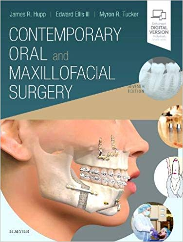 Contemporary Oral and Maxillofacial Surgery | Peterson - Hupp | 2019 | جراحی فک و صورت پیترسون هاپ پترسون